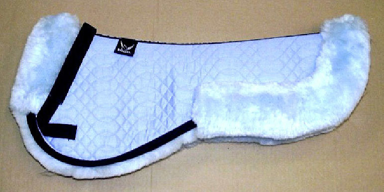 Half Pad Medium Light Blue