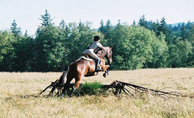 Cross Country Horse Back Riding