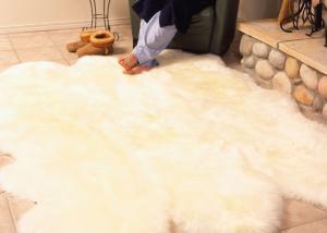 Sheepskin Rug 6 pelt