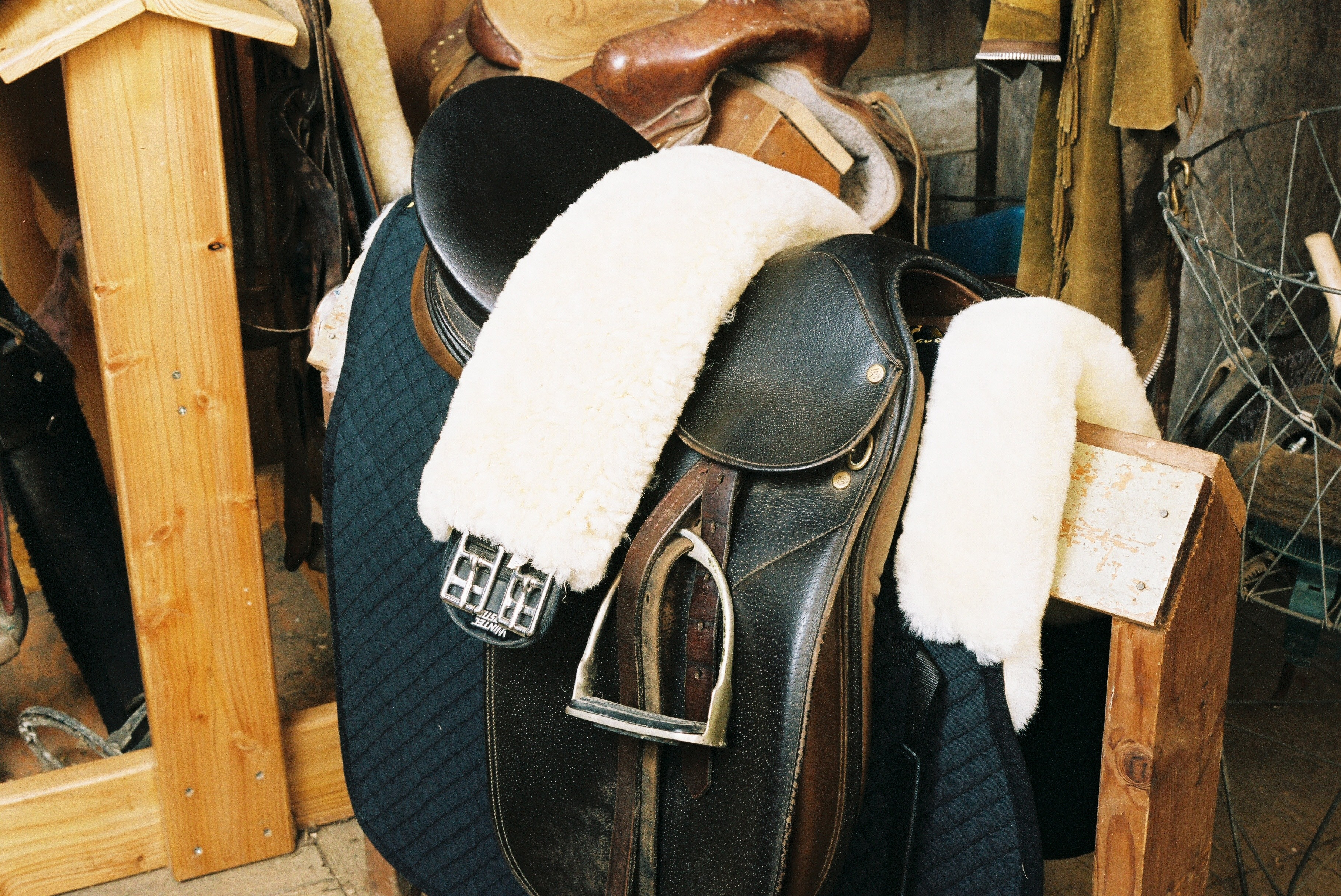 "Girth Strap Cover Dressage/All Purpose 24"" x 4.75"""