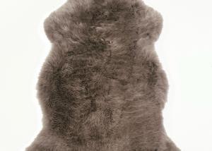 Sheepskin Rug Single Pelt Taupe