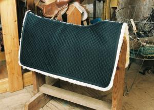 Western Saddle Blanket Black