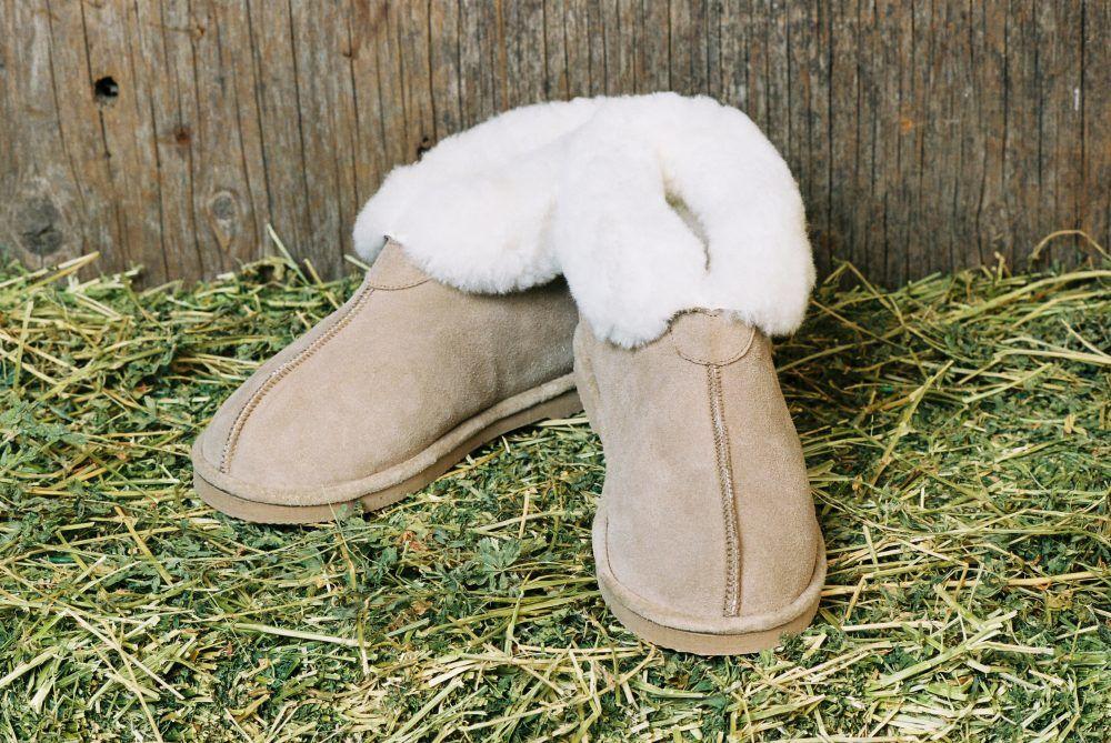 Sheepskin Boot Slipper