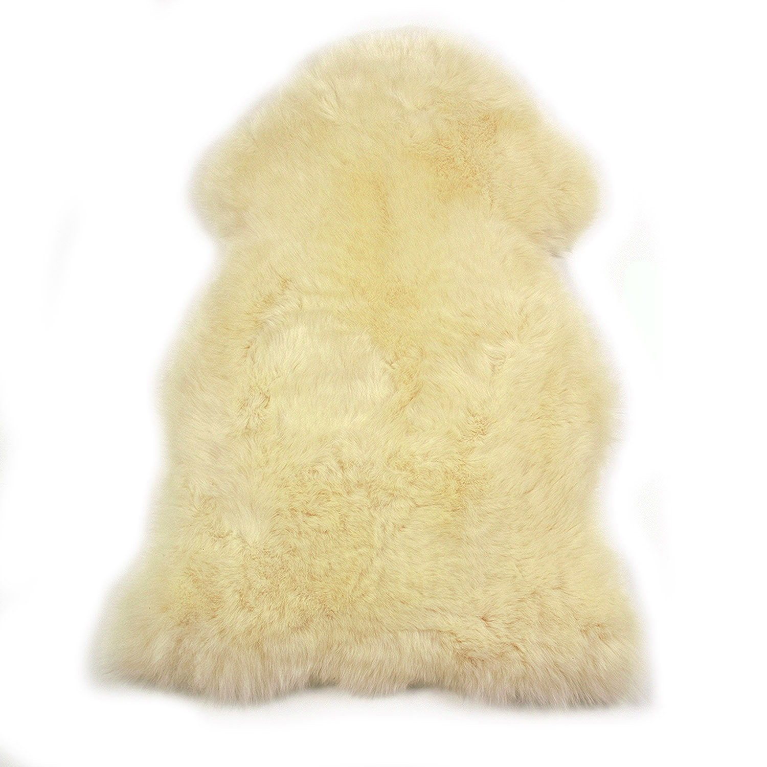 Sheepskin Rug Single Pelt Chamagne